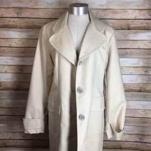 Merona Tan Coat